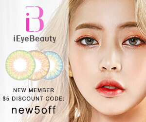 300x250 ieyebeauty contact lenses and circle lenses banner